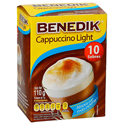 Café Benedik Capuchino Light 110 g