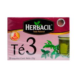 Té Herbacil Surtido 25 U