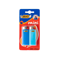 Encendedor Bic Mini 2 U