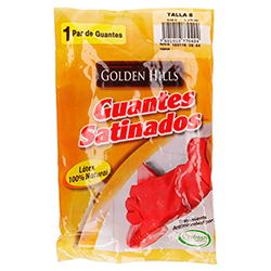 guantes Satinados No 1 U