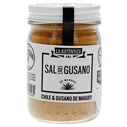 Sal de Gusano Alacrán Chile y Gusano de Maguey 110 g