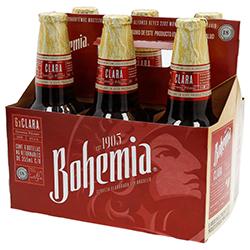 Cerveza Bohemia Ambar 355 mL x 6