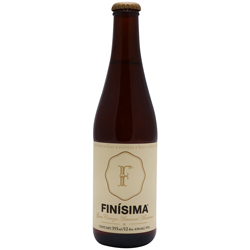 Finisima Artesanal Cerveza Botella