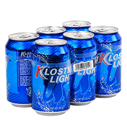 Cerveza Lata Six Pack 355 mL
