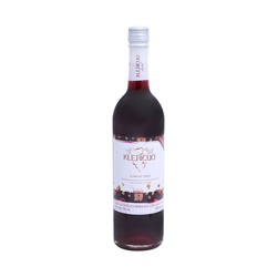 Coolers Klericuo a Base de Vino Tinto Botella 750 mL