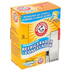 Eliminador de Olores Arm &Hammer Para Refrigerador 397 g