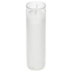 Veladora Vaso Liso 1 U