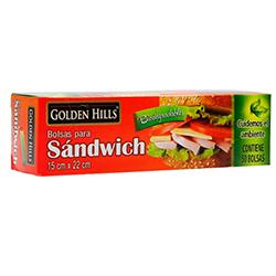 Bolsa Para Sandwich Biodegradable 1 U