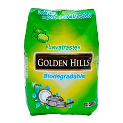 Detergente En Polvo Lavatrastes Limon 500 g
