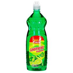 Lavatrastes Liquido Aroma Limon 900 mL