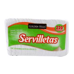 Servilleta 220 Hojas 1 U