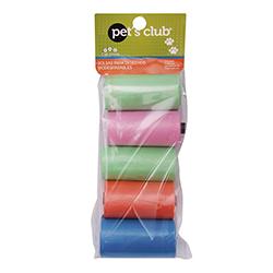 Bolsa Biodegradable Y Aroma Para Heces 5 U