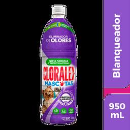 Limpiador Cloralex Mascotas 950 mL