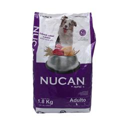 Alimento Para Perro Nucan Adulto 1.8 Kg