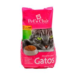 Alimento gato 1500 g