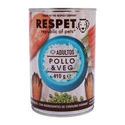 Alimento Para Perro Pollo & Vegetales 410 g