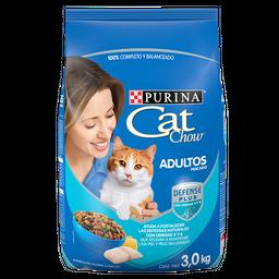 Alimento Para Gato Cat Chow Adultos  3 Kg