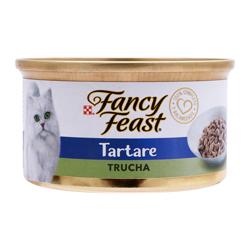 Alimento Para Gato Fansy Feast Tartare Trucha 85 g