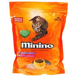 Alimento Para Gato Minino de Pollo y Pescado 500 g