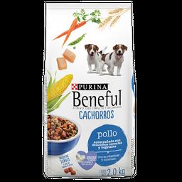 Alimento Para Perro Purina Beneful Cachorros 2 Kg