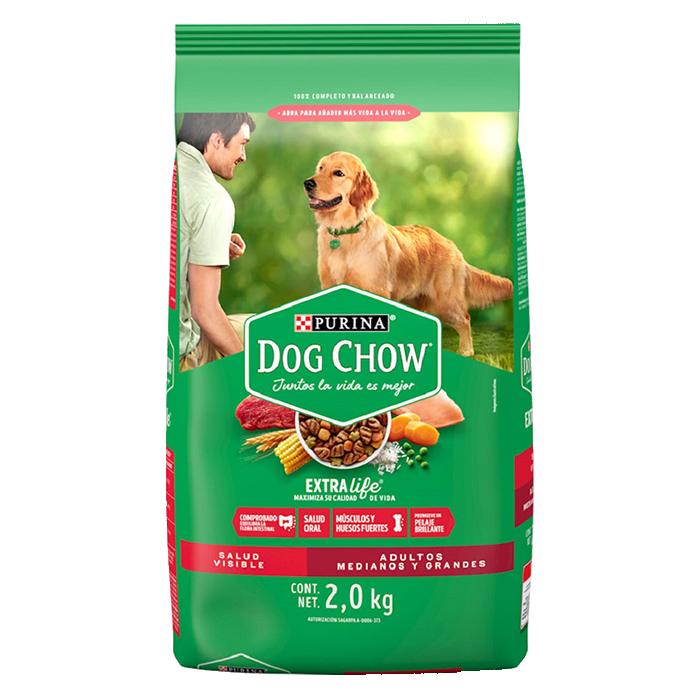 Dog Chow Alimento Para Perro Adulto