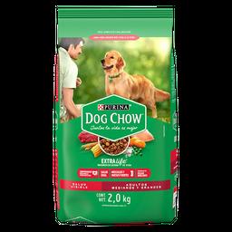 Alimento Para Perro Dog Chow Adulto 2 Kg