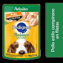 Alimento Para Perro Pedigree Balance Natural 100 g