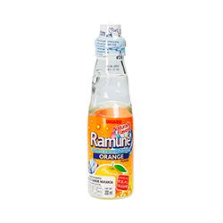 Refresco Sangaria Ramuné Naranja 200 mL