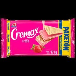 Galletas Fresa Cremax 171 g