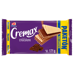 Galletas Cremax Chocolate 171 g