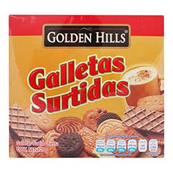 galletas Surtido Fiesta golden Hills 720 720 g
