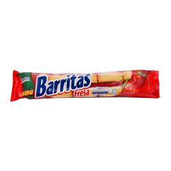Barritas Marinela Mini Fresa