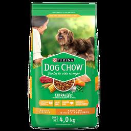 Alimento Para Perro Dog Chow Adulto Raza Pequeña 4 Kg