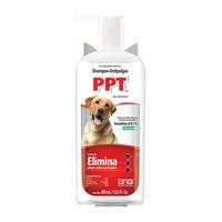 Shampoo Para Perros PPT Antipulgas 400 mL