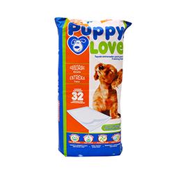 Puppy Love Tapete Entrenador 32 Bol