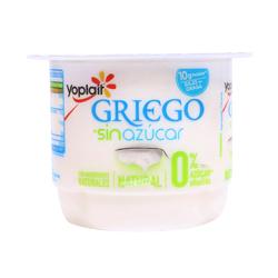 Yogurth Yoplait Griego Sin Azucar 145 g