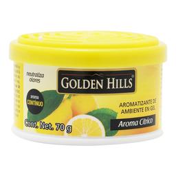 Aromatizante En gel Citrico 70 g