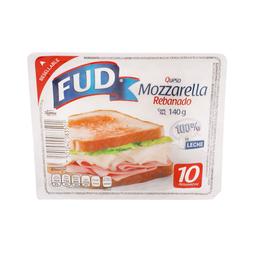 Queso Mozzarella Fud Rebanado 140 g