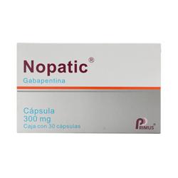 Rayere Nopatic 300 Mg Caps 30