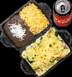 Envío Gratis: Chilakito + Coca-Cola Sin Azúcar