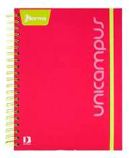 Cuaderno Norma  Profesional Unicampu 160 Hojas 1 U