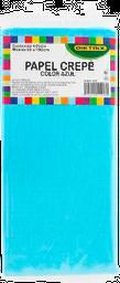 Papel Crepé Dietrix Color Cielo 1 U
