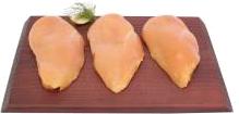 Pechuga De Pollo Sin Hueso Fresca a Granel