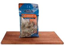 Camarón Selecta grande Crudo Sin Cabeza 454 g