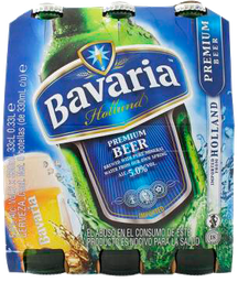 Cerveza Bavaria Holland Premium 330 mL x 6