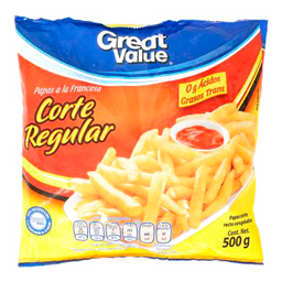 Great Value Papas a La Francesa
