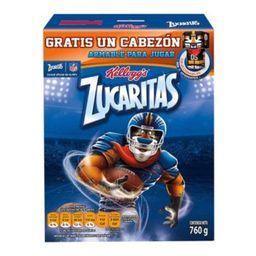 Zucaritas Cereal Kelloggs