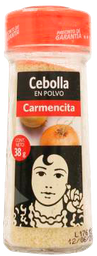 Cebolla En Polvo Carmencita 38 g