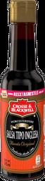 Salsa Inglesa Crosse & Blackwell 145 mL