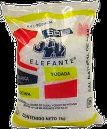 Sal En grano Elefante 1 Kg